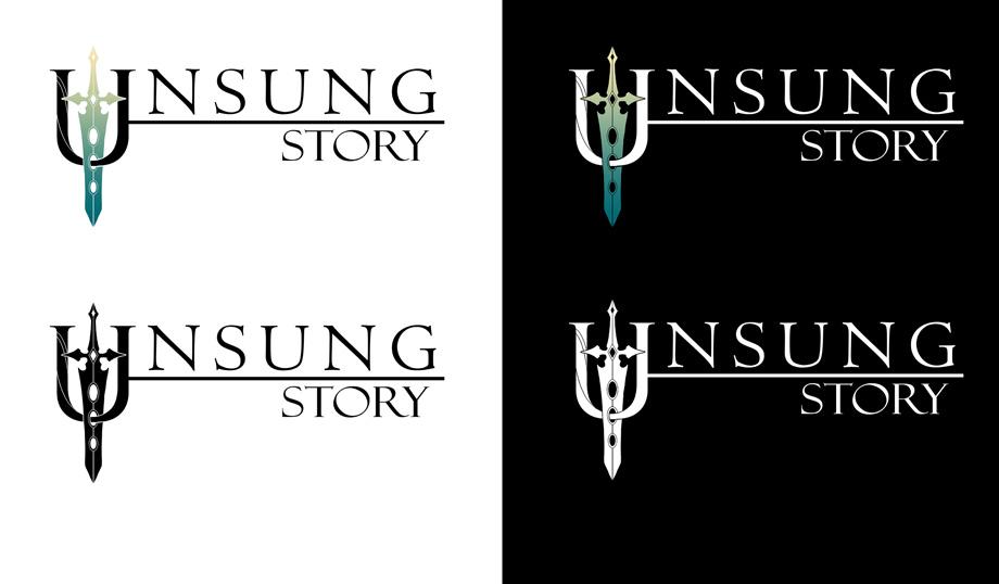 New Unsung Story Logo